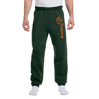 Jerzees Adult 8-oz. Mid-Weight Sweatpants