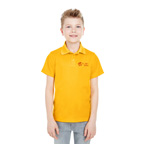 UltraClub Youth Cool and Dry Mesh Piqu� Polo