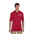 Jerzees Dri Power Sport Mens Pol Micro Pointelle Mesh Moisture Wicking Polo Shirt