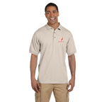 Gildan Adult Ultra Cotton 6.3 oz. Pique Polo