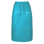 Mid Calf Length Drawstring Skirt