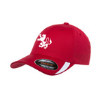 FlexFit Adult Fitted Cap with Cut and Sew on Visor