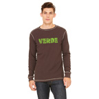Bella Canvas Mens Thermal Long-Sleeve T-Shirt