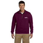 Gildan Adult Heavy Blend Adult 8 oz. Vintage Cadet Collar Sweatshirt