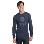 District - Young Mens Long Sleeve Thermal Shirt