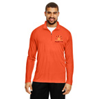 Team 365 Mens Zone Performance Quarter-Zip Pullover