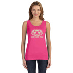 LAT Ladies Junior Fit Fine Jersey Tank