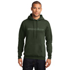 Port and Company - Core Fleece Pullover Hooded Sweatshirt