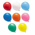 9 Inch Balloons