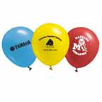 11 Inch Standard Balloons