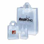 Beulah 8 x 10 Hi Density Frosted Plastic Bag