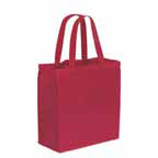 Abe Celebration Grocery Tote Bag 13W x 5 x 13H