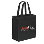 Full Color Abe Celebration Tote Bag