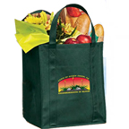 Full Color Big Thunder Grocery Tote Bag