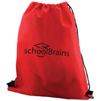 14 x 16 Non Woven Drawstring Backpack
