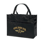 Full Color Couture Laminated Tote Bag