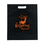 Non Woven Die Cut Handle Halloween Bag