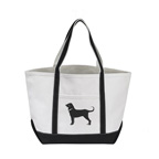 Open Boat Tote Bag