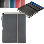 Vienna Journal and Stream Stylus Pen Gift Set