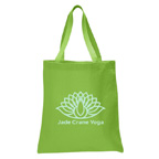 Colored Canvas Promotional Tote Bag
