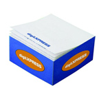 Post-it(R) Brand by 3M Full Color 3 3/8 x 3 3/8 x 1.75 Cube