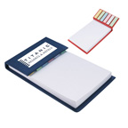 Deskpad With Sticky Notes