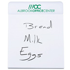 Econo Sticky Note Pad - 50 sheets