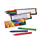Three pack Premium Crayons