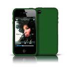 Silicone Rubber IPHONE 4 Case