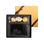 Ferrero Rocher Chocolates/Magic Wallet Gift Set