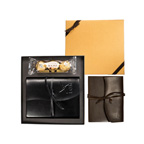 Ferrero Rocher Chocolates/Wrapped Journal Gift Set