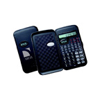 Scientific Calculator with LCD Clock