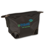 Personal Travel Pouch Amenity Bag