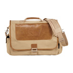 Field and Co. Cambridge Collection Compu-Messenger Bag