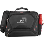 Elleven Checkpoint Friendly Compu Attache Bag