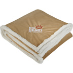 Field and Co. Cambridge Sherpa Blanket