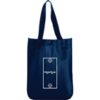 Mini Laminated Non Woven Shopper Tote Bag