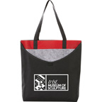 Layer Pocket Non Woven Convention Tote Bag