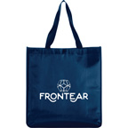 Oversized Laminated Non Woven Shopper Tote Bag