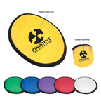10 Inch Flying Frisbee Disk With Matching Pouch