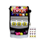 Jackpot Slot Machine Candy Dispenser