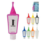 30ml Hand Sanitizer In Silicon Holder