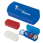 Pill Box/Bandage Dispenser
