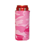 Full Color 24 Ounce Cool-Apsible Can Cooler
