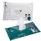 Doctor And Nurse Antibacterial Wet Wipes
