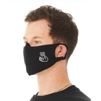Lightweight Fabric Face Cover 100 Percent Cotton