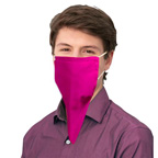 Cotton Bandana Mask 1-Ply