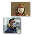 FOL 3 Ply Antimicrobial Face Mask