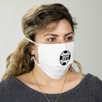 Brillance Print 2 Ply Cotton Mask
