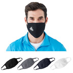 Harriton Cotton Face Mask